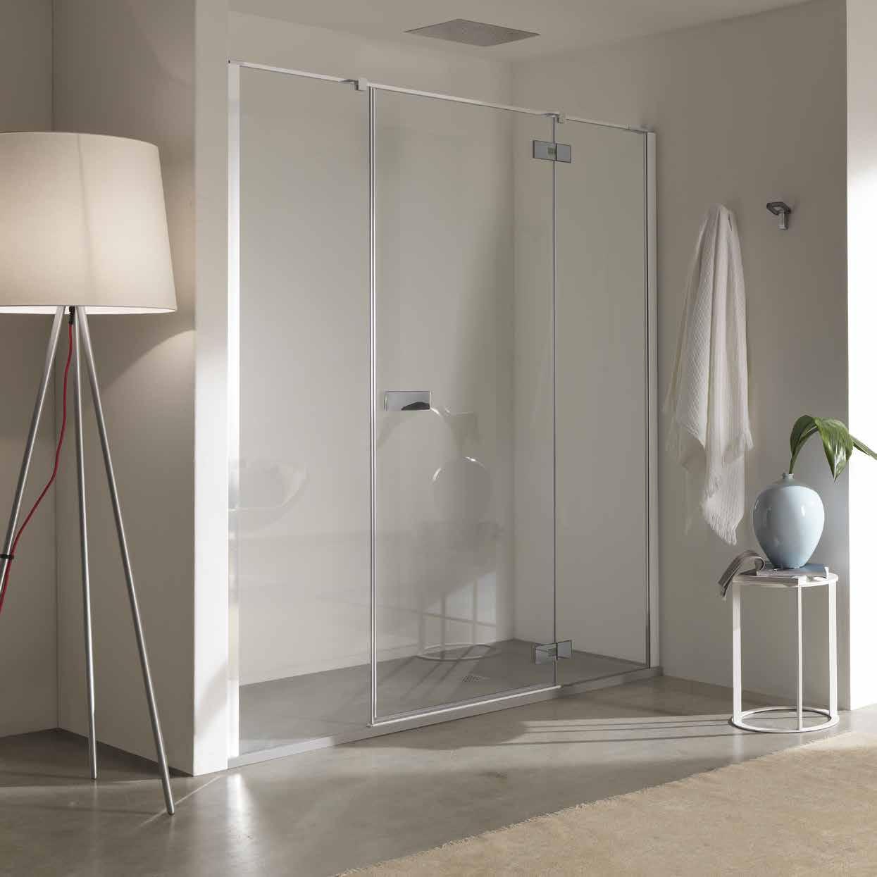 Parete doccia bagno e lavanderia inco di traversi srl - Bagno e lavanderia ...