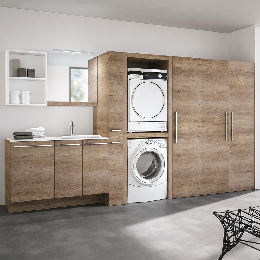 Mobile lavanderia inco di traversi srl for Casa arredo mobili